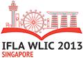 IFLA WLIC 2013