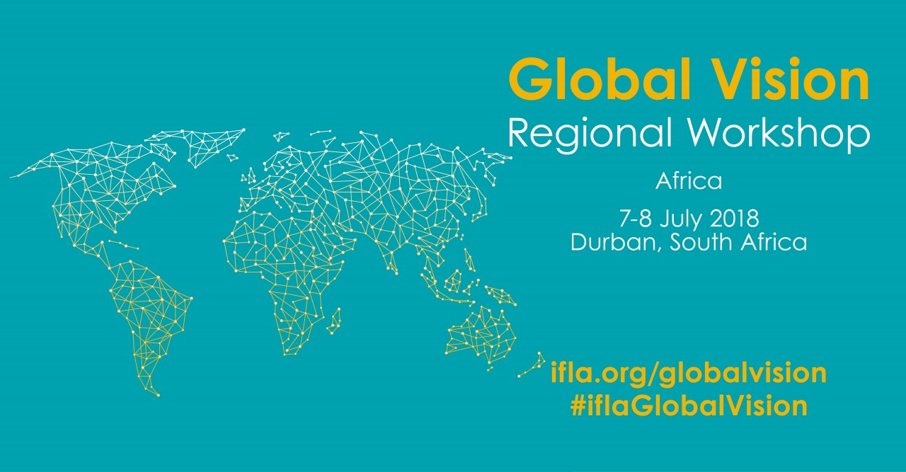 IFLA Global Vision Africa Regional Workshop