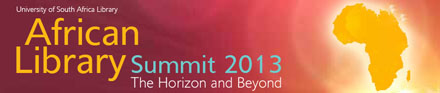 African Library Summit 2013