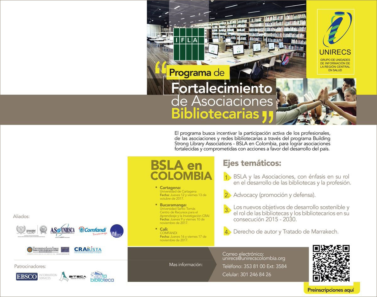 BSLA Colombia 2017