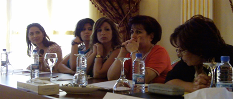 LLA board and stakeholders participate in a forum, June 2010