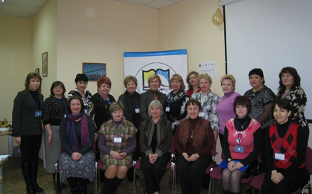 Ukraine workshop 1 January 2011