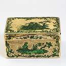 Box, Andreas Almgren, 1761, Stockholm copyright Victoria and Albert Museum