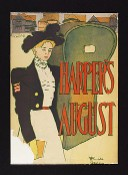 Harper's Digest, Poster, 1897, copyright Victoria and Albert Museum, London