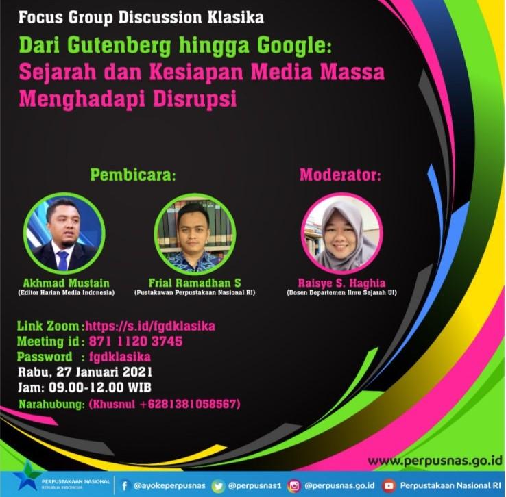 FGD's Flyer