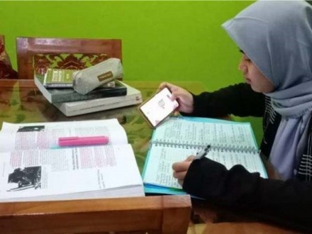IFLA -- Work/Study from Home (W/SfH) and Physical Distancing Prevention  Efforts to Spread COVID-19 in Indonesia