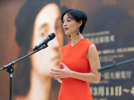 Speech by Lucia Pasqualini, Consul General of Italy in Guangzhou