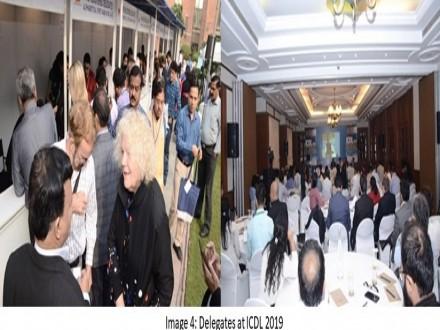 Delegates at ICDL 2019