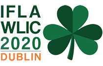 IFLA WLIC 2020 Dublin logo
