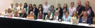 Division III Library Services: Section Officers at WLIC 2016