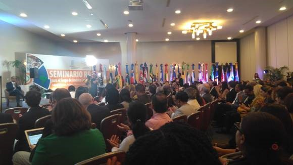 WIPO Regional Seminar on Exceptions and Limitations for Libraries in Santo Domingo, Dominican Republic