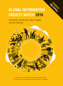 GIS Watch 2016