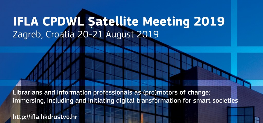 CPDWL Satellite Meeting 2019