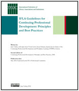 FLA Guidelines for Continuing Professional Development: Principles and Best Practices
