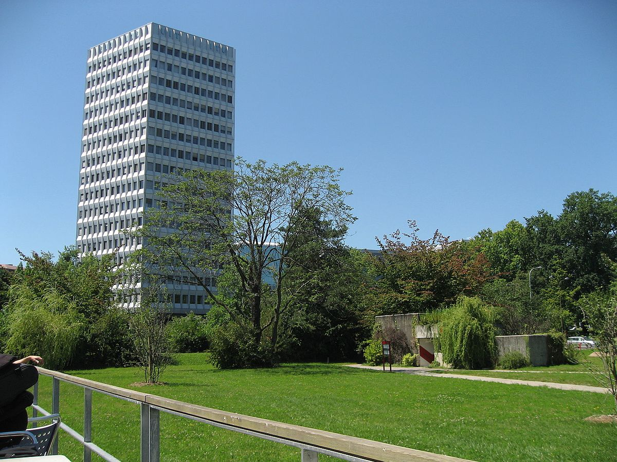 Photo of ITU Tower, Geneva