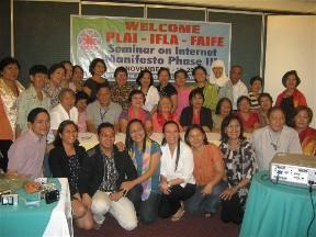 FAIFE workshop in the Philippines