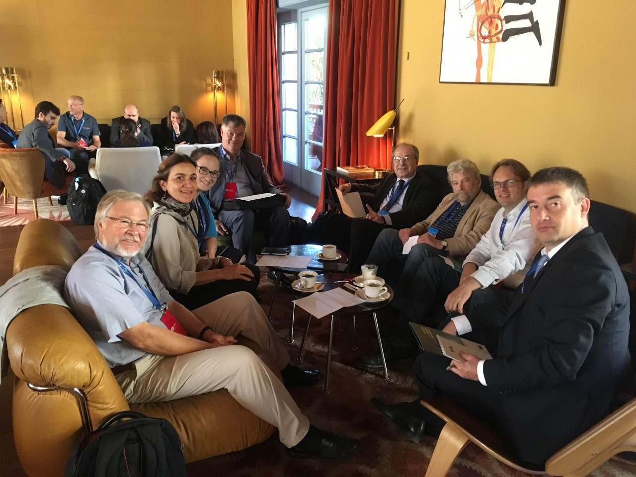 Workshop 10 participants at EuroDIG 2018