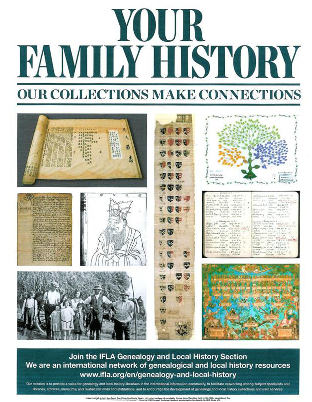 IFLA -- Poster Presentation - Heredity and Environment - Genealogy ...