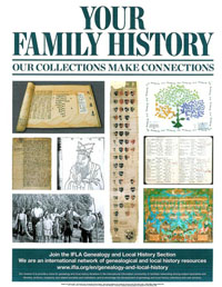 Your family history, our collections make connections