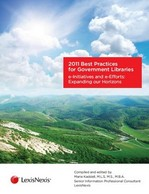 2011 Best Practices for Government Libraries