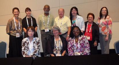 Standing Committee meeting in San Juan (Puerto Rico), Aug. 2011