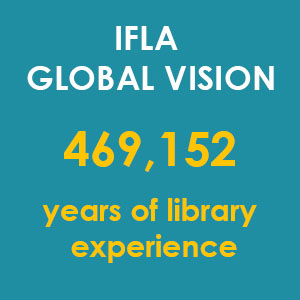 469152 years of library experience