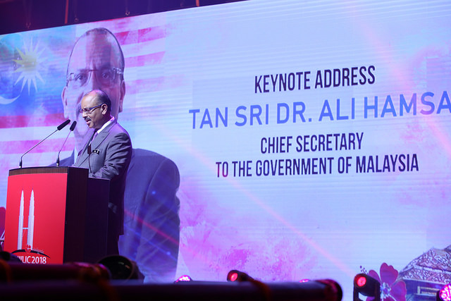 Tan Sri Dato Sri Ali Hamsa, Chief Secretary General to Government of Malaysia