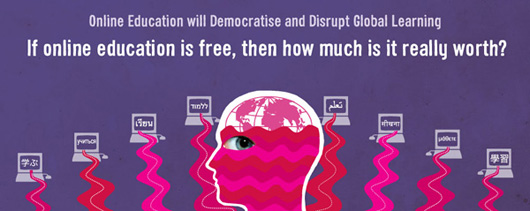 Trend 2: Online Education will democratise and disrupt global learning