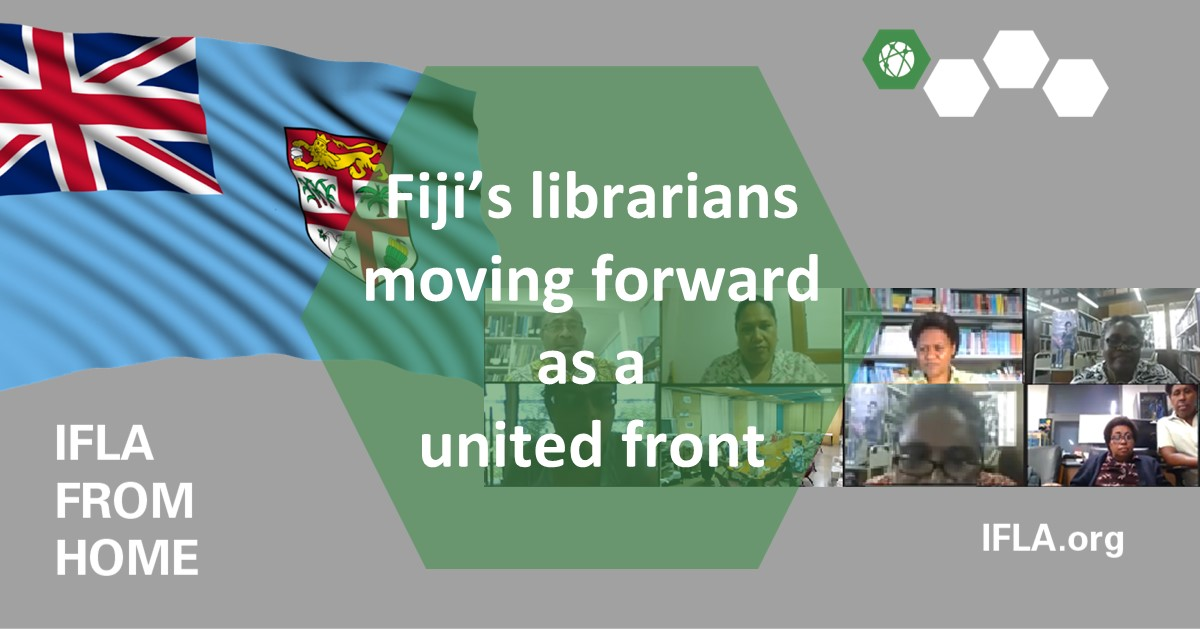 Fiji's libraries + IFLA Strategy