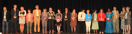 Line-up of the new IFLA Governing Board 2011-2013