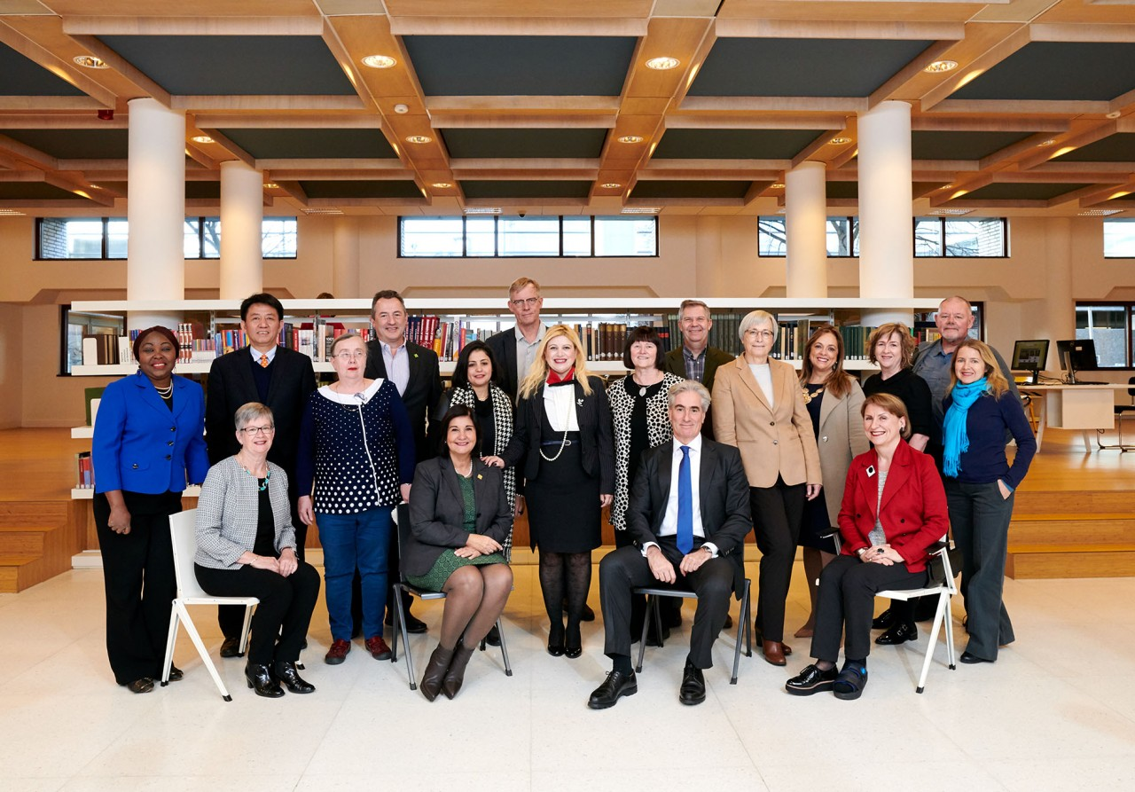 IFLA Governing Board 2017-2019