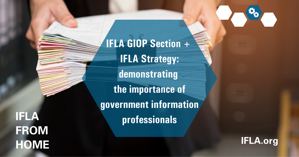 IFLA GIOPS + IFLA Strategy