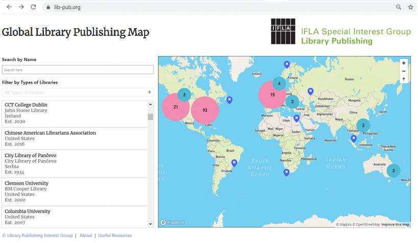 IFLA LibPub + IFLA Strategy