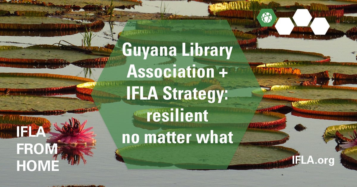 Guyanese libraries + IFLA Strategy