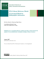 IFLA Library Reference Model (LRM)