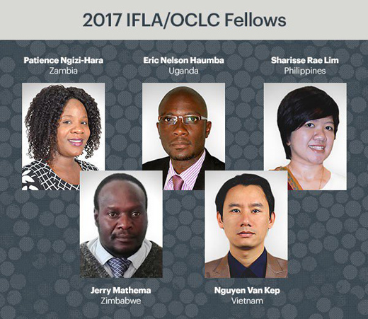 2017 IFLA/OCLC Fellows