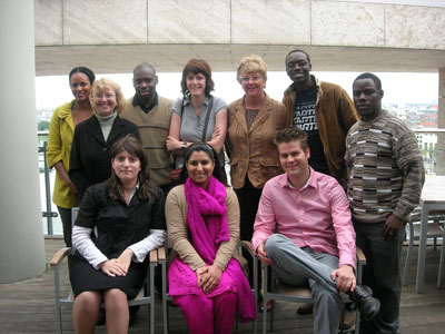 2009 IFLA/OCLC Fellows