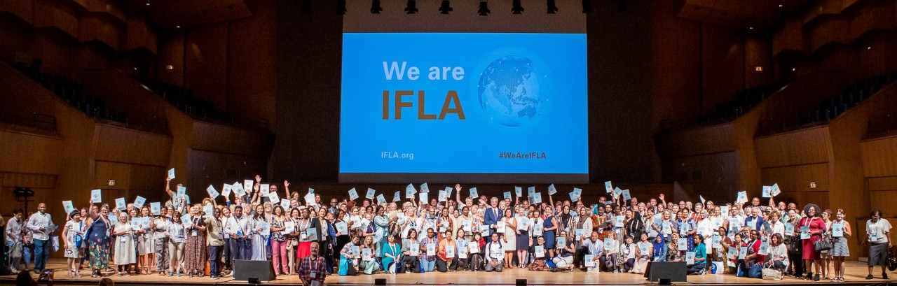 IFLA Strategy Launch at WLIC 2019