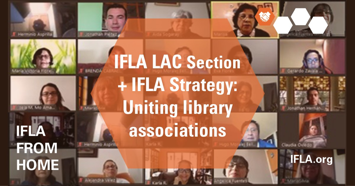 IFLA from Home - IFLA LAC Section