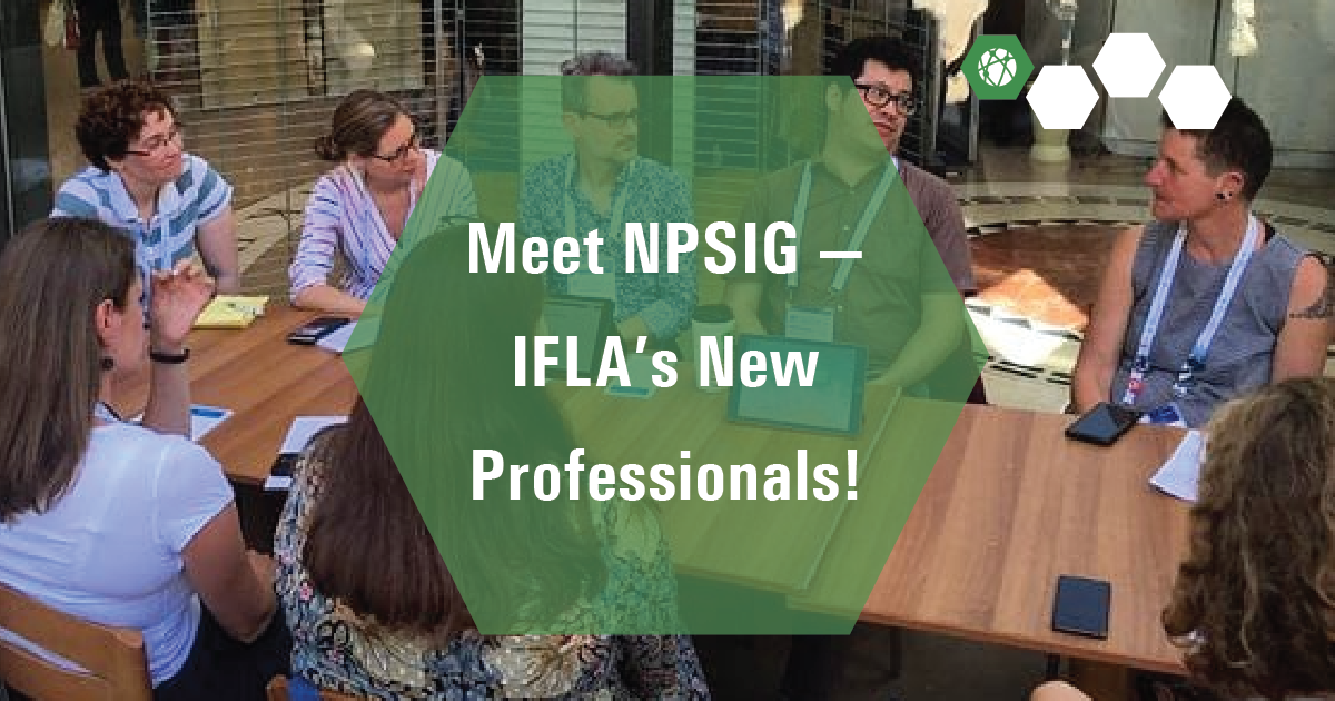 IFLA New Professionals Special Interest Group