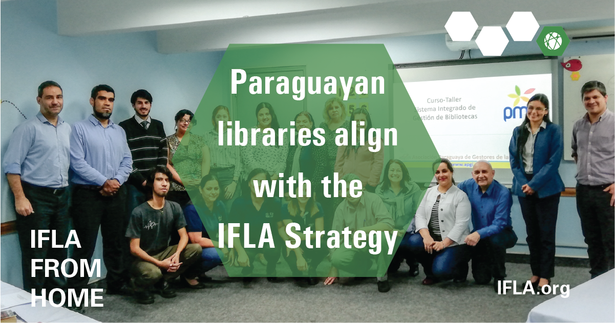 Paraguayan libraries + IFLA Strategy