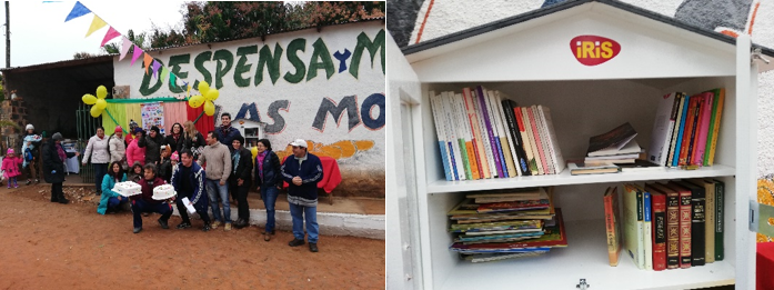 Street Libraries in Paraguay