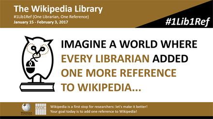 Wikipedia - Libraries
