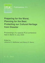Protecting our Cultural Heritage from Disaster