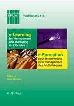 e-Learning for Management and Marketing in Libraries