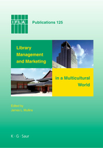 Library Management and Marketing in a Multicultural World