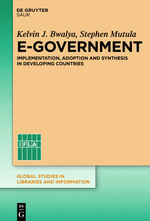 E-Government: Implementation, Adoption and Synthesis in Developing Countries