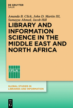Library and Information Science in the Middle East and North Africa