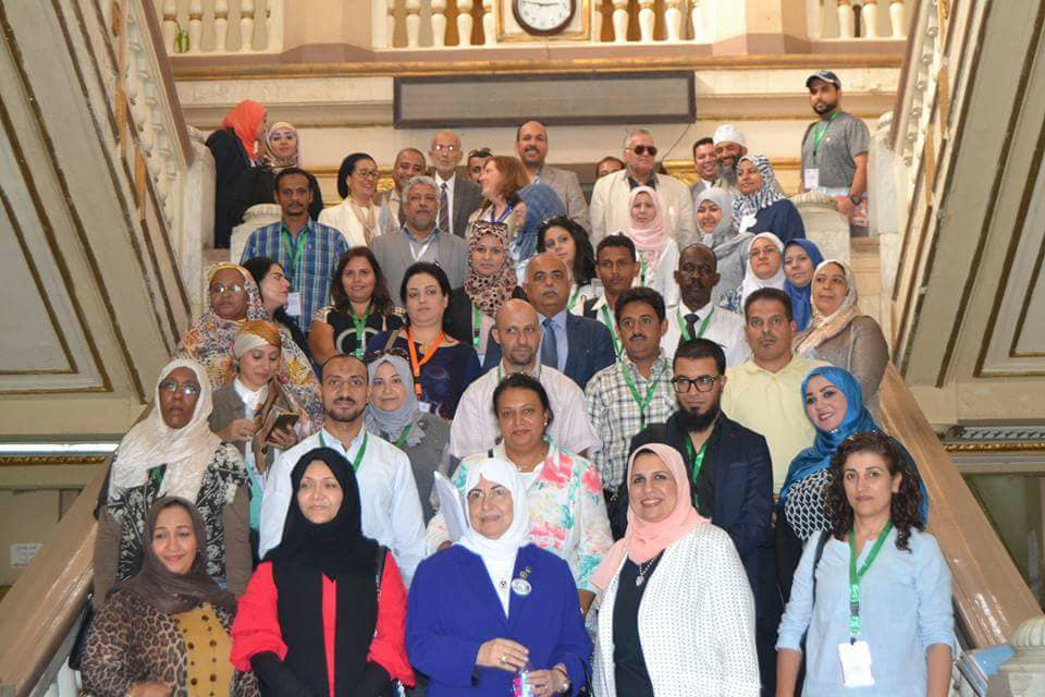Participants in the INELI-MENA programme
