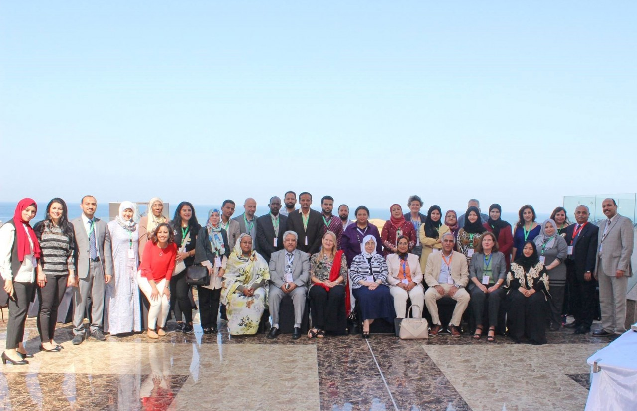Participants in the INELI-MENA project